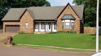 Bartlett Single Family Home Contingent: 3726 Old Creek