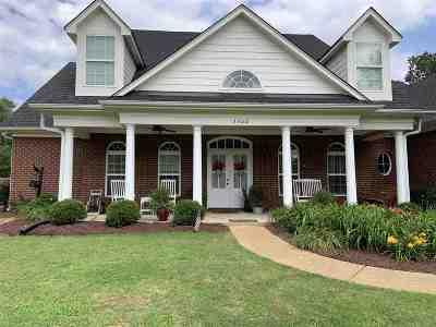 Hernando Single Family Home For Sale: 3600 Thornridge