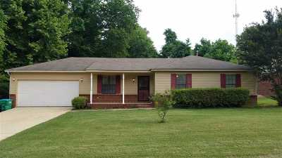 Munford Single Family Home Contingent: 101 Cottonwood