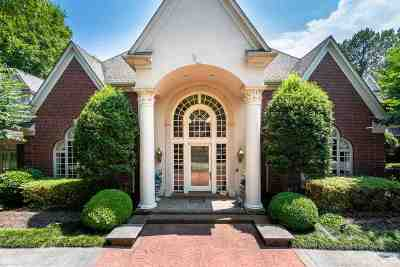 Memphis Single Family Home For Sale: 8775 Classic
