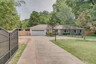 Shelby County Single Family Home Contingent: 242 N Perkins