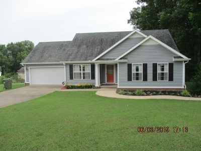 Ripley Single Family Home For Sale: 101 Timber