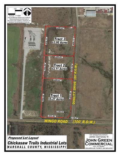 Byhalia Residential Lots & Land For Sale: Quality