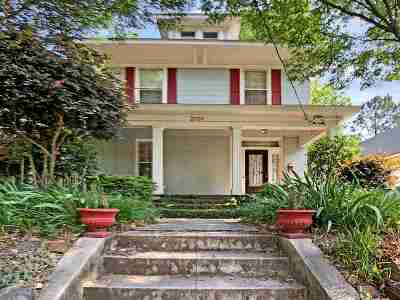 Memphis Single Family Home For Sale: 2000 Courtland