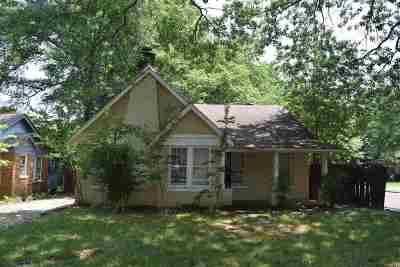 Single Family Home For Sale: 806 Newell