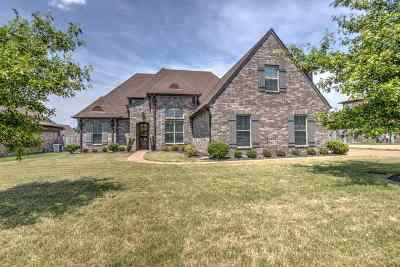 Collierville Single Family Home Contingent: 164 Upper Fields