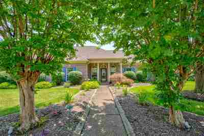 Collierville Single Family Home For Sale: 502 Ellie