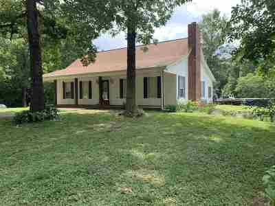 Adamsville Single Family Home For Sale: 120 Terry Hair