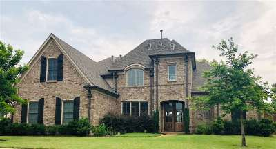 Collierville Single Family Home For Sale: 832 Six Oaks