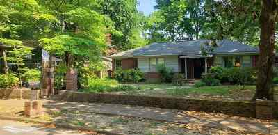 Shelby County Single Family Home Contingent: 4730 Lorece