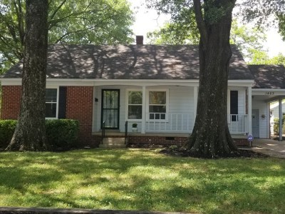 Single Family Home Contingent: 1463 S White Station