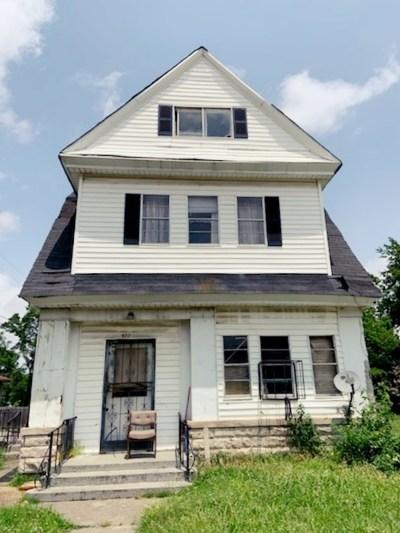 Multi Family Home For Sale: 472 E McLemore