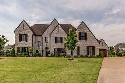 Collierville Single Family Home For Sale: 1709 S Crossberry