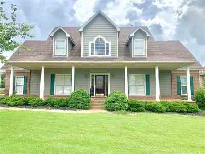 Collierville Single Family Home For Sale: 949 Crosswinds