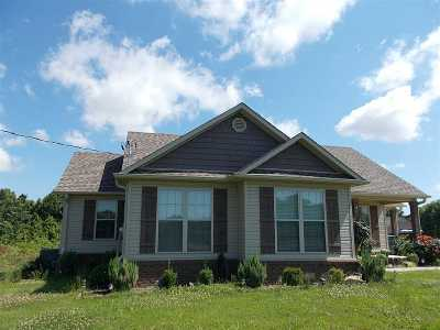 Ripley Single Family Home For Sale: 4366 Old Brownsville