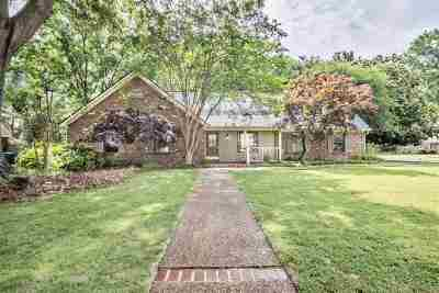 Germantown TN Single Family Home Contingent: $347,850