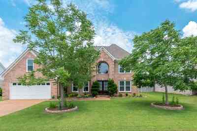 Collierville Single Family Home Contingent: 1346 Hunters Mill