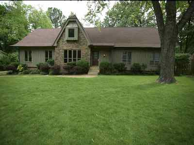Memphis Single Family Home For Sale: 6803 Robin Perch