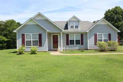 Ripley Single Family Home Contingent: 6245 Conner Whitefield