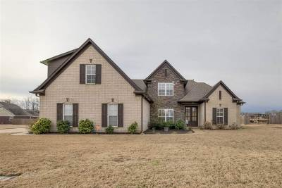 Atoka Single Family Home Contingent: 235 Hawthorn