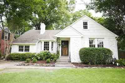 Central Gardens Single Family Home Contingent: 3220 Cowden