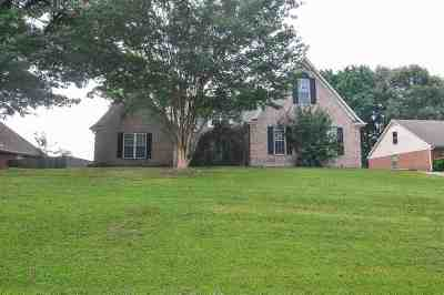 Atoka Single Family Home For Sale: 226 Thomas Terrace