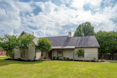Atoka Single Family Home For Sale: 68 Elliot