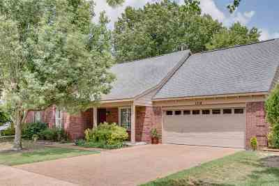 Collierville Single Family Home For Sale: 1318 Milestone