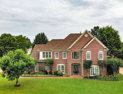 Collierville Single Family Home Contingent: 516 Jenniferlee