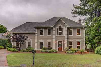 Germantown TN Single Family Home For Sale: $339,000