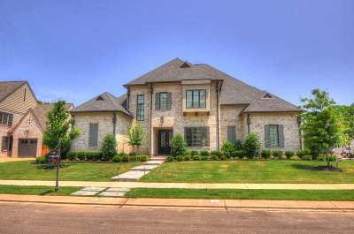 Collierville Single Family Home For Sale: 506 Lambs Brook Lane