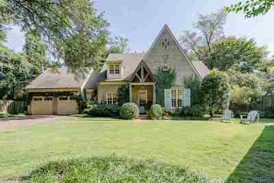 Memphis Single Family Home For Sale: 332 Wilkinson