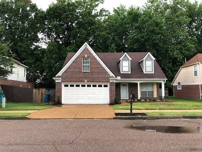 Arlington Single Family Home Contingent: 5383 Milton Ridge