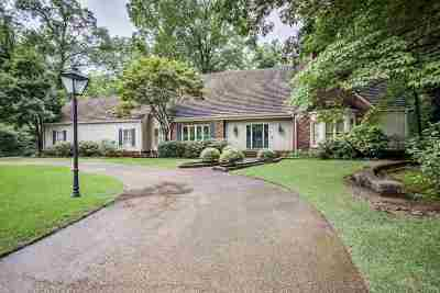 Memphis Single Family Home For Sale: 555 Haymarket