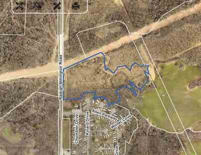 Memphis Residential Lots & Land For Sale: Raleigh-Millington