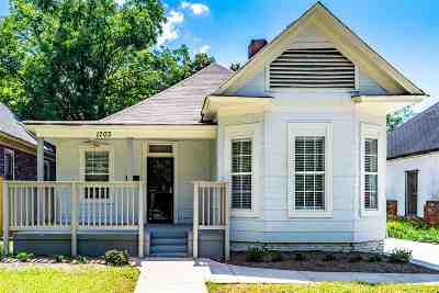 Cooper Young Single Family Home For Sale: 1703 Euclid