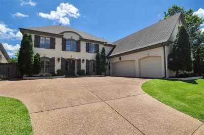 Collierville Single Family Home For Sale: 2770 Old Course