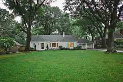 Memphis Single Family Home For Sale: 4826 Barfield