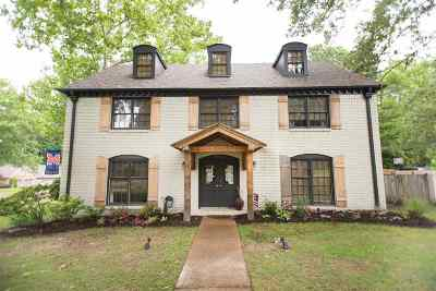Germantown Single Family Home Contingent: 8500 Windy Oaks