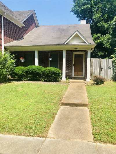 Collierville Single Family Home For Sale: 1154 S Collierville-Arlington