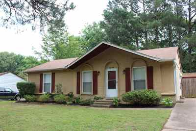 Collierville Single Family Home Contingent: 1004 Greencliff