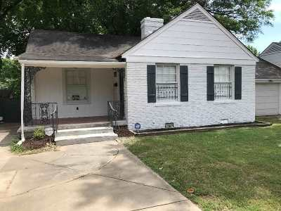 High Point Terrace Single Family Home For Sale: 442 N Highland