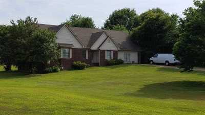 Atoka Single Family Home For Sale: 145 Jaimes
