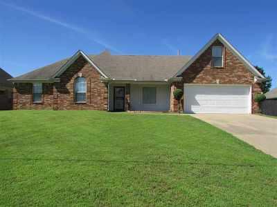 Olive Branch Single Family Home For Sale: 13076 Sandbourne
