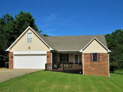 Atoka Single Family Home For Sale: 70 Mignon