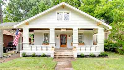 Cooper Young Single Family Home For Sale: 1954 Oliver