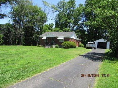 Ripley Single Family Home For Sale: 648 S Washington