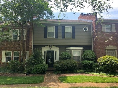 Germantown Single Family Home For Sale: 1834 Hunters Creek