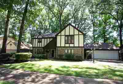 Memphis Single Family Home For Sale: 3044 Canyon