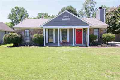 Memphis Condo/Townhouse Contingent: 7296 Countryside